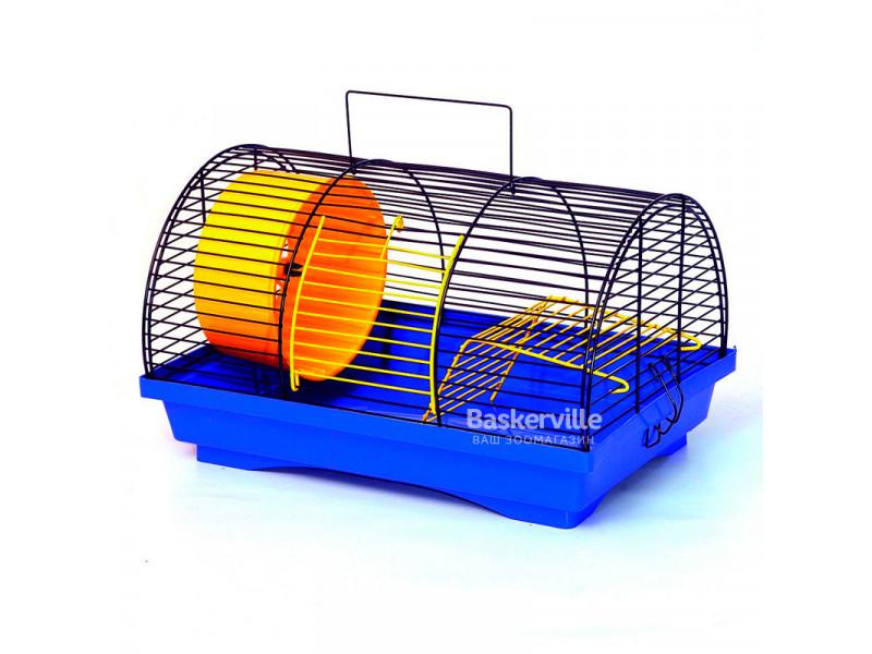Лори Клетка для грызунов БУНГАЛО 1, эмаль 330х230х200
