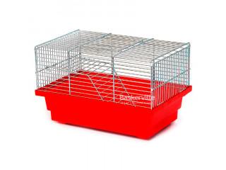 Лори Клетка для грызунов МЫШКА, цинк 280х180х170