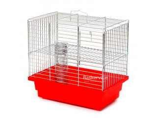Лори Клетка для грызунов РОККИ, цинк 280х180х270