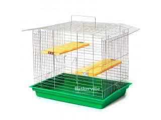 Лори Клетка для грызунов ШИНШИЛЛА-60, цинк 565х400х470