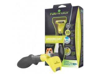 Фурминатор для собак FURminator с длинной шерстью размер ХS