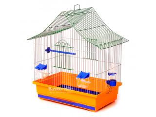 """Лори Клетка для птиц """"Алиса"""" (470х300х540)"""