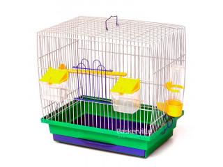 """Лори Клетка для птиц """"КЕНАР"""" (330х230х310)"""