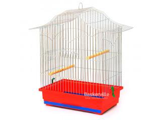 """Лори Клетка для птиц """"КОРЕЛЛА"""" (470х300х620)"""
