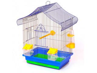 """Лори Клетка для птиц """"МИНИ-1"""" (330х230х450)"""