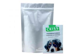 Сухой корм для взрослых собак Criss (Крисс) - Хлопья и мясо ВЕСОВОЙ