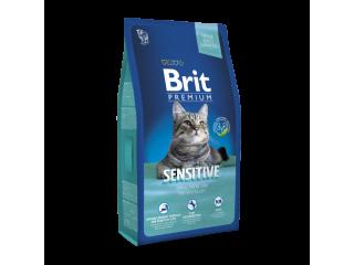 Brit Premium Cat Sensitive для кошек с чувствительным пищеварением