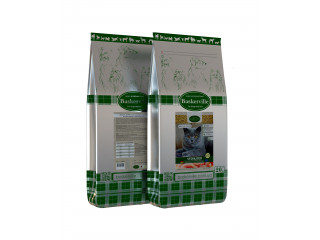 Сухой корм для кошек Baskerville Sterilised 1,5 кг