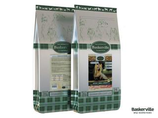 Сухой корм для собак Baskerville Adult Small Breed 20 кг