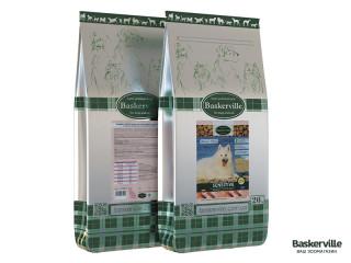 Сухой корм для собак Baskerville Sensitive 20 кг