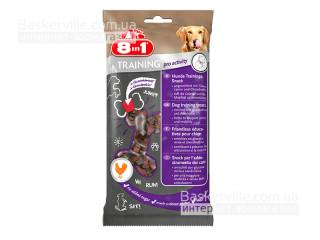 8in1 Training. Pro Activity. Лакомство для повышения активности собак при дрессировке, 100 г