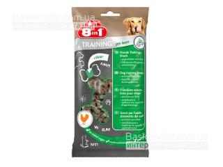 8in1 Training. Pro Learn. Лакомство для повышения способности к обучению собак при дрессировке, 100 г