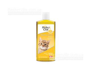 8in1 Perfect Coat Kitten Shampoo. Шампунь для котят, 295мл