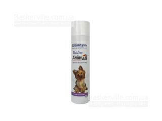AnimAll Vet Line Шампунь для собак с серой и дёгтем  250мл