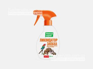 Api-San (Апи-Сан) Умный спрей Ликвидатор пятен, меток и запаха для грызунов (250 мл)