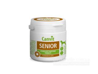 Canvit. SENIOR. Замедление старости. Витамины для собак, 500г