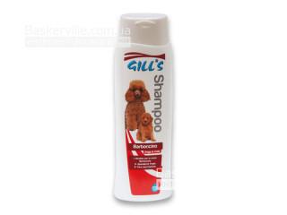 Gill's Shampoo. Barboncino. Шампунь для пуделей, 200 мл