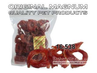 Magnum. Duck Rings. Лакомство с мясом утки для собак, 250 г