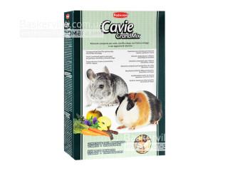 Padovan. Cavie Grandmix. Комплексный корм для морских свинок, шиншилл и дегу, 850 г