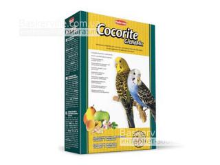 Padovan. Cocorite GrandMix. Комплексный корм для маленьких и волнистых попугаев, 400 г