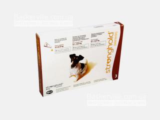 Stronghold (Стронгхолд) Капли для собак (5-10кг)