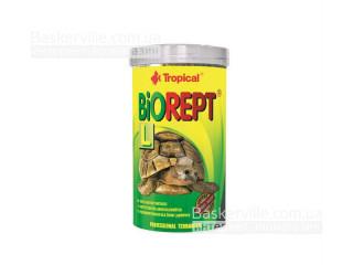 Корм Tropical Biorept L для сухопутных черепах