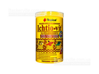 TROPICAL ICHTIO-VIT 100мл/20г (основной)