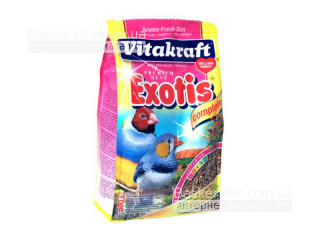 Vitakraft. Корм для экзотических птиц (500 гр)
