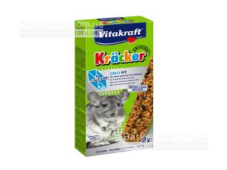 Vitakraft Kracker для шиншилл с кальцием, 2шт