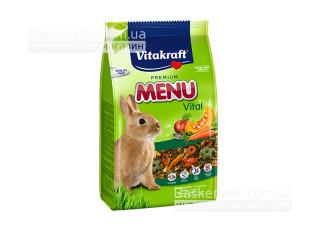 Vitakraft Menu Vital - Полноценный корм для кроликов, 500г