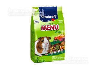 Vitakraft Menu Vital - Полноценный корм для морских свинок, 400г