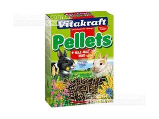 Vitakraft Pellets Корм для кроликов в гранулах, 1кг