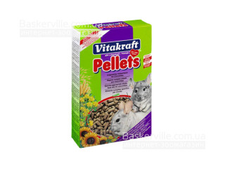 Vitakraft Pellets Корм для шиншилл, 400г