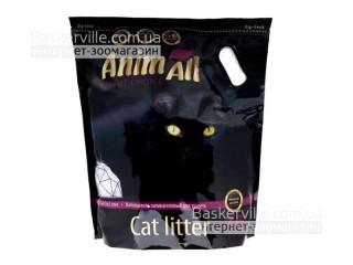 AnimАll (Энимал) напонитель для кошек силикагель Фиолетовый аметист
