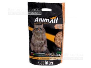AnimАll (Энимал) наполнитель древесный для котов