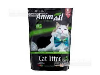 """AnimАll (Энимал) напонитель для кошек силикагель """"Кристаллы изумруда"""""""