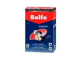 Bolfo. Антипаразитарный ошейник для кошек и мелких пород собак, 35 см