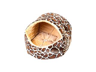 Collar. Теремок. Козуб меховый для кошек и собак мелких пород