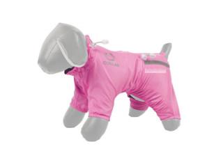 Collar. Демисезонный комбинезон для собак. Розовый