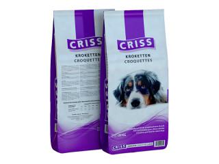 Сухой корм для взрослых собак Criss (Крисс) - Крокеты, 20 кг