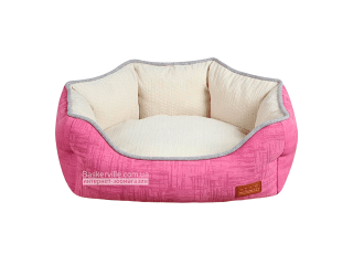 Croci. Cozy Pink. Лежак для домашних животных мелких и средних размеров