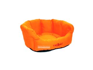 Croci Pet Bad Orange. Лежак для домашних животных мелких и средних размеров