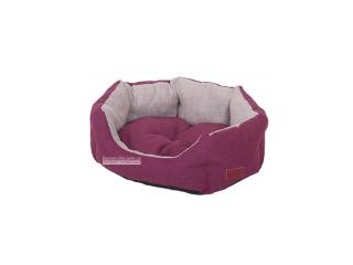Croci Cozy Purple. Лежак для домашних животных мелких и средних размеров