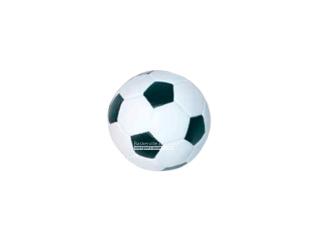 CaniAMici. Мягкий мяч для игры «Футбол», Ø 9 см