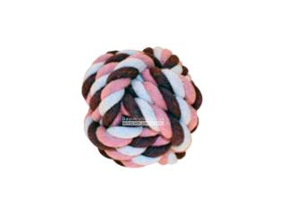 CaniAMici. Мяч для игры «Узел», Ø 7,5 см