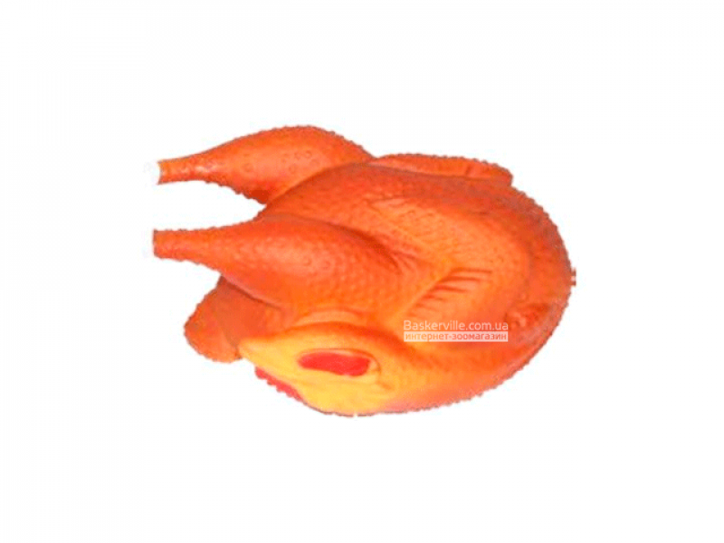 CaniAMici. Игрушка для собак «Курица-гриль»