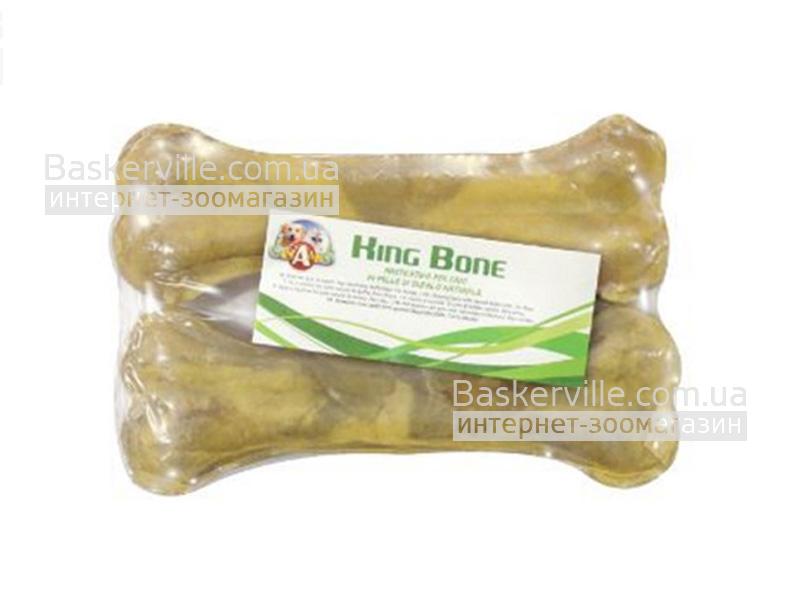 King Bone. Buffalo. Жилистая кость для собак, 2 шт, 15 см