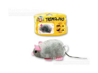 Croci. Игрушка для котов мышь механическая, 8см
