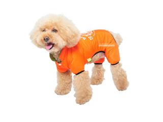 Ruis Pet. Convertible. Комбинезон для собак. Оранжевый, XL