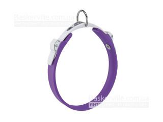 Ferplast. Ergoflex. Ошейник для собак C22/42, фиолетовый